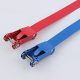 PVC Coated Stainless Steel Band Clamps