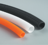 PP series Flame Retardant PP Flexible Pipe