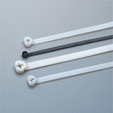 Nylon Stainless Steel Inlay Block Ties